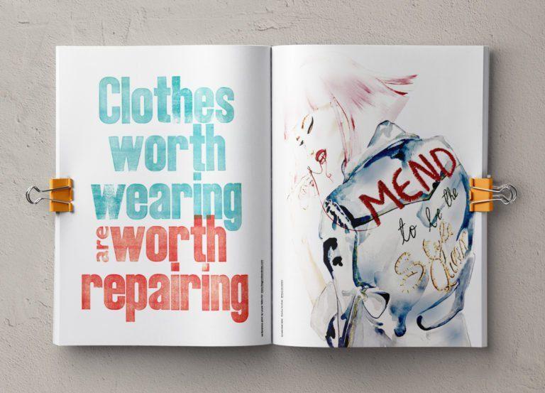 'Loved Clothes Last': la fanzine #2 di Fashion Revolution è come una storia d'amore