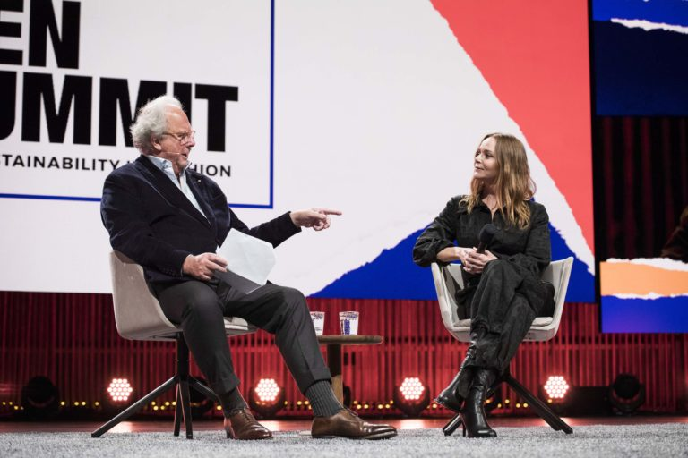 At the last Copenhagen Fashion Summit edition: less words, more action