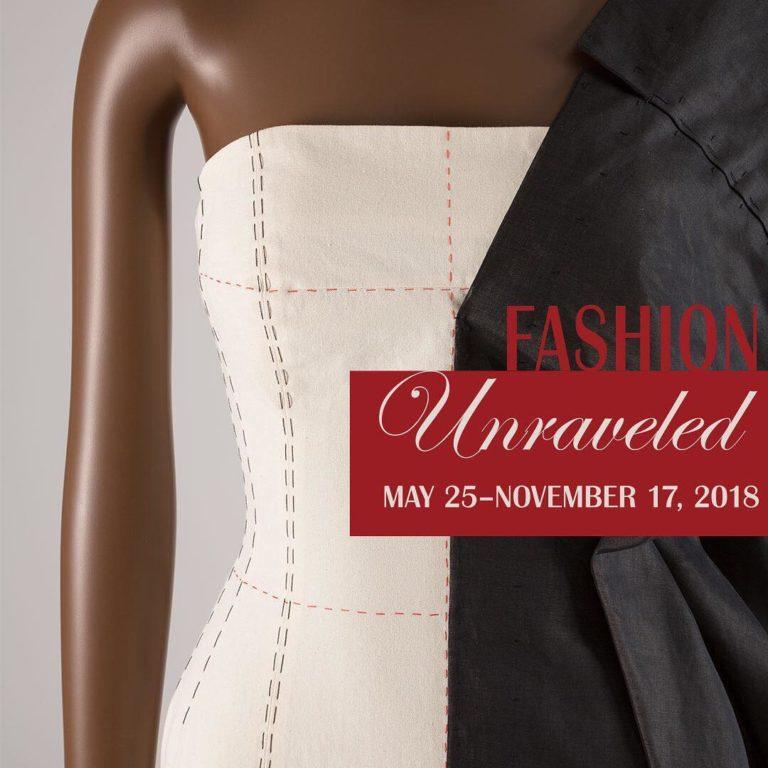 'Fashion Unraveled', la bellezza della moda imperfetta