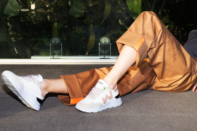 Womsh, high ecological rate sneakers