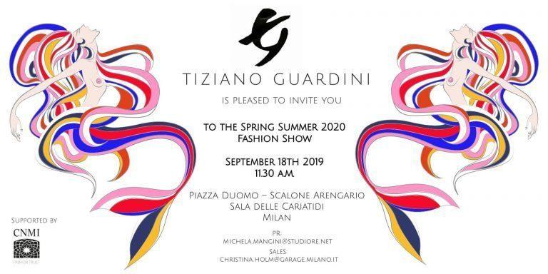 Tiziano Guardini returns to 'Atlantis'